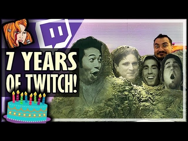 7 Years In 7 minutes - Kripp's Twitch Anniversary