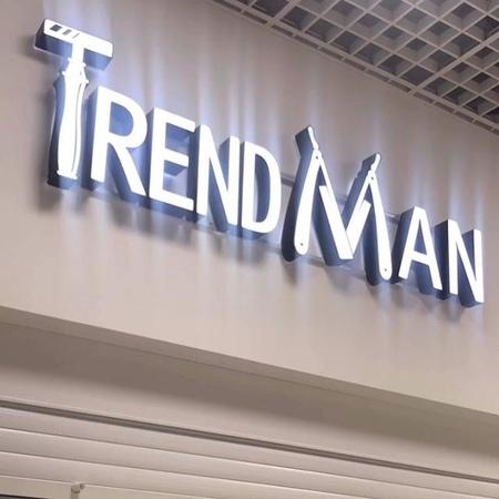 Trend_man_barbershop video