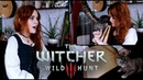 The Witcher 3 Wild Hunt - The Wolven Storm / Priscillas Song Gingertail Cover