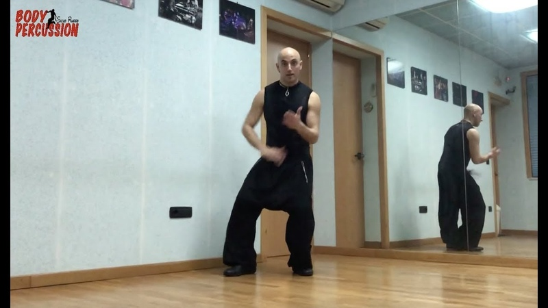 BODY PERCUSSION - Salvo Russo (Exercise)