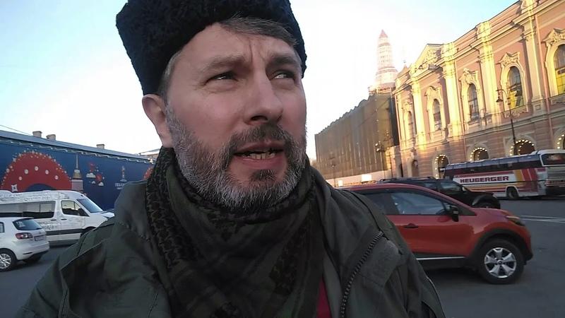 Взаимодействие Славянских Общин. Химтрейлы и 5G-технология Антихриста. Атаман Александр Сабуров