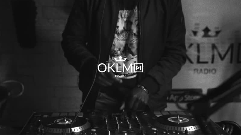 DIDDI TRIX - Freestyle COUVRE FEU sur OKLM Radio [OKLM Russie]