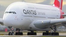 INCREDIBLE Airbus A380 CLOSE UP Takeoff Landing | Qantas | Melbourne Airport Plane Spotting