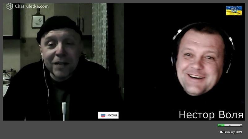 Рашисткий ворог та друг Чеченець. Дві бесіди .