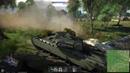 XM-1 GM и 57 кило взрывчатки в табло ни за что - War Thunder