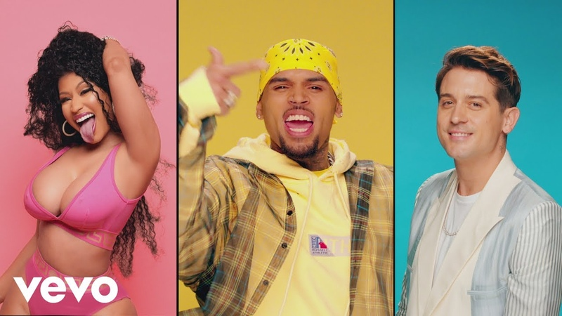 Chris Brown feat. Nicki Minaj G-Eazy - Wobble Up