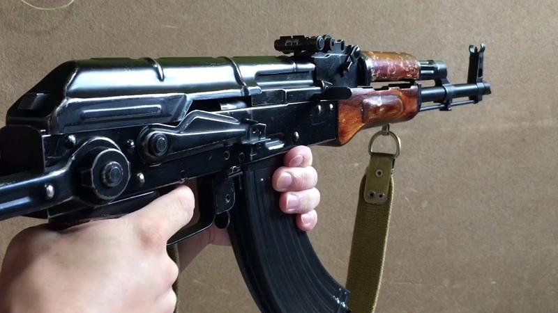 GHK AK WS フルトラベルキット + Samoon スチールピストン