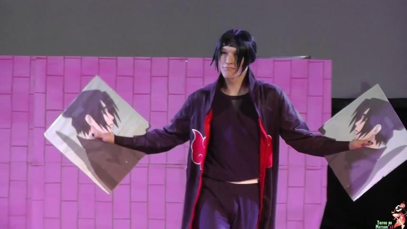 Сценка Сердца за любовь в Конохе Taiyou no Matsuri 7 04 19 cosplay