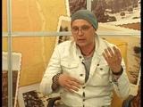 Диалог у озера Антон Духовской, петербургский актёр, поэт и музыкант.