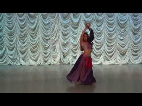 Елизавета Метелица_Ориенталь_Студия восточного танца Арфа Белгород