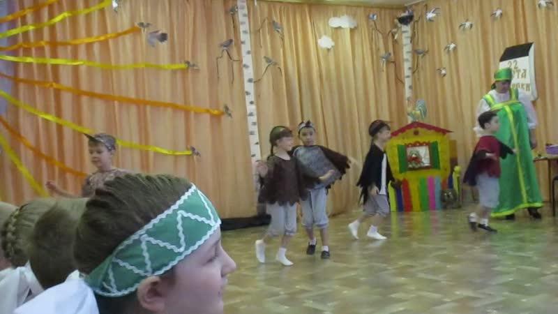 Сороки в 351 детском саду 22.03.19г. и секция Кирилло-Мефодиевских чтений_1943