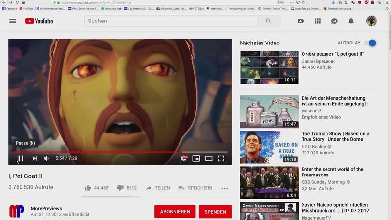 Mega Ritual 3.11.2019 - Kanadischer animierter Kurzfilm
