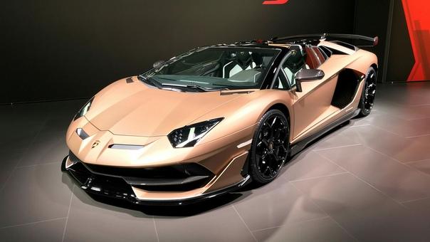Мощь и роскошь: самые дорогие машины Женевского автосалона.