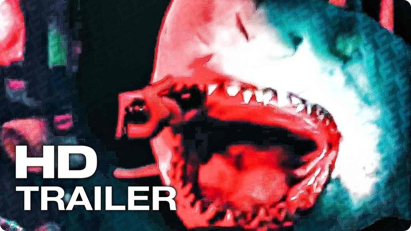 СИНЯЯ БЕЗДНА 2 Русский Трейлер 1 (2019) Систин Роуз Сталлоне, Акула Фильм Ужасов HD