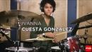 PAISTE CYMBALS - Ivanna Cuesta Gonzalez Winner Hit Like A Girl Contest 2019