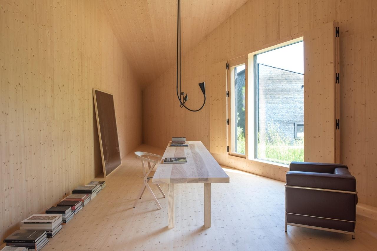 Жилой дом от студии Thomas Phifer and Partners