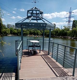 Экологический парк «Лебединое озеро» преобразился — Изображение 1