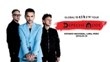 Depeche Mode live at Estadio Nacional, Lima, Peru (Depeche Mode Global Spirit Tour) Full Concert