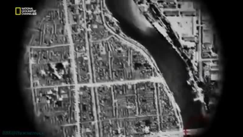 1945 год .Янки сбрасывают атомную бомбу на Хиросиму .Как это было ,свидетельства очевидцев