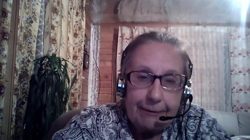 № 1 Прямая трансляция Председателя Верховного Совета СССР Валентины Ивановны Реуновой