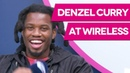 Denzel Curry Gives His Wildest Interview Ever Wireless 2019 Capital XTRA