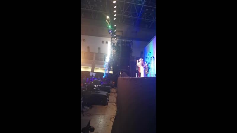 Выступление Ёко Такахаси на AJ 2019 снималось на коленке