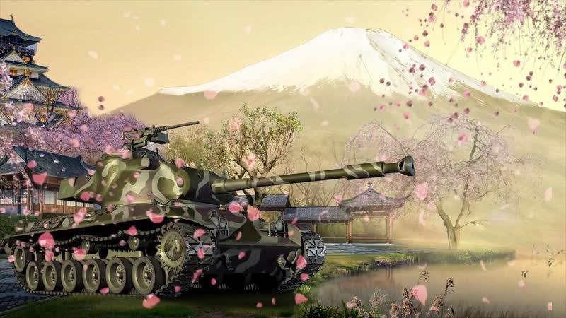 WorldOfTanks WoT Танки.Погоняем на AMX 13 57 GF