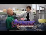 Мстители: Финал – официальный трейлер (пародия) 18+