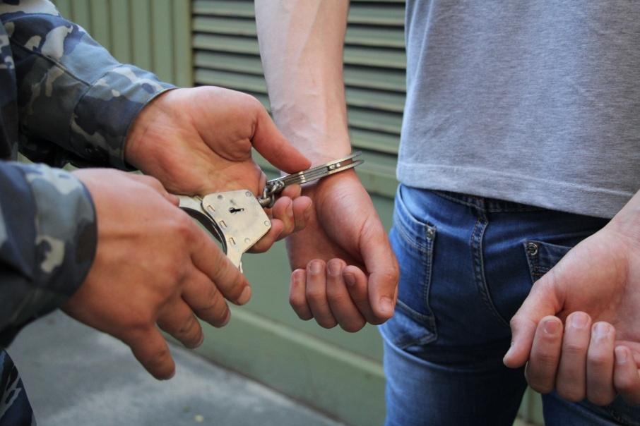В Таганроге задержали 37-летнего грабителя