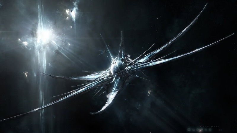 TIME - Futuristic Hybrid Music Mix   Epic Cinematic Space Music