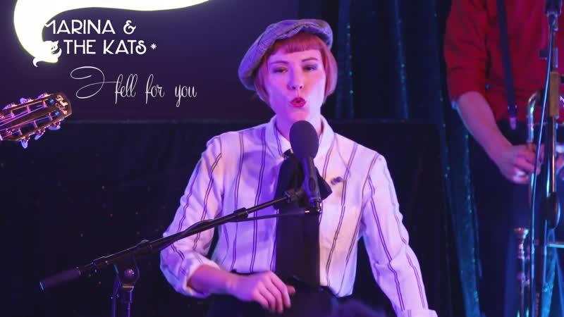MARINA THE KATS - I Fell For You ᴴᴰ (Smooth Jazz - NEO SWING)