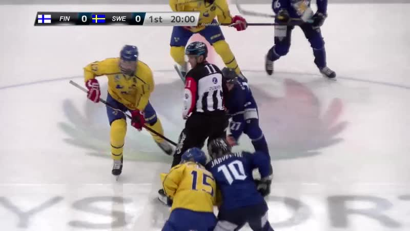 Mens U17 5-Nations Tournament Basel SUI Finland U17 vs Sweden U17