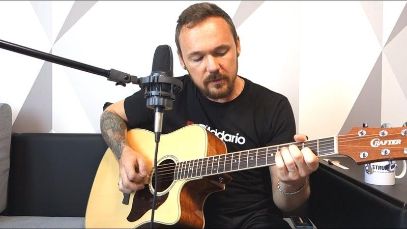 Как разнообразить простые аккорды в вашей песне