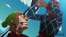 JoJo's Bizarre Adventure: Golden Wind - Dance Scene (60FPS)