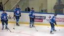 Хоккей. Курган. Разминка перед победой. Зауралье - Торос. (4К). Видеооператор. Видеосъемка Курган