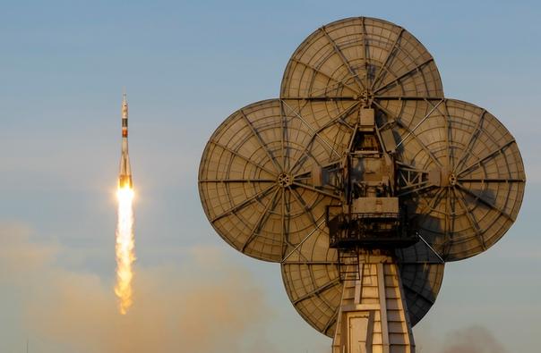 Старт космического корабля «Союз МС-11» , 3 декабря 2018.