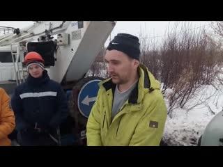 Команда грузчика дяди Гриши против мутных электриков отключателей электричества