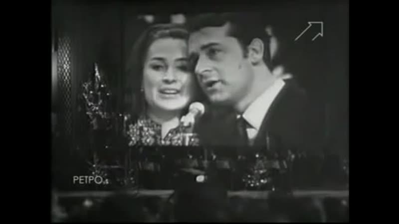 Маргрита Николова и Георгий Кордов - Алёша (Песня года 1971).