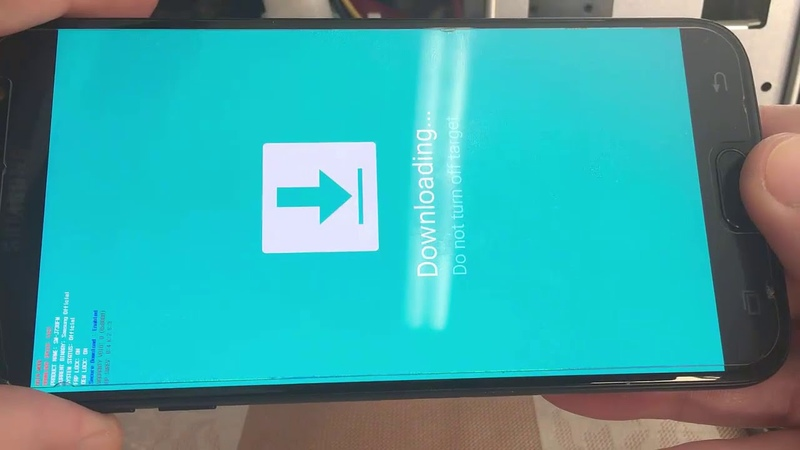 FRP unlock Samsung SM-J730FM Galaxy J7 (2017)