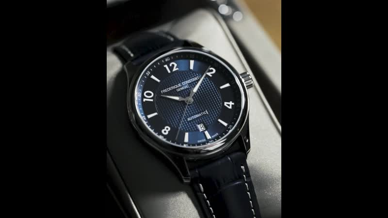 Новые часы Frederique Constant Runabout Automatic