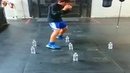 Boxing Footwork Drills for Creating Angles by Team Trouble 01 Cuban Boxer 2018 Sports Club
