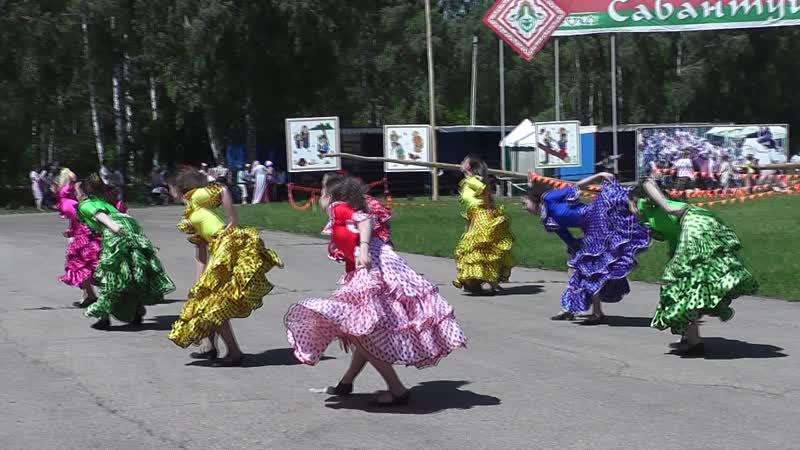 Сабантуй Лениногорск 9 июня 2919 год