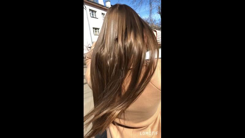 Ботокс для волос Естественный блеск на солнышке