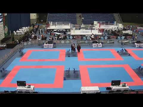 WAKO Hungarian Kickboxing World Cup 2019 - Day 1 - Tatami 1-4