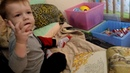 Развитие ребенка в 1 год 10 месяцев/Сказки/Колобок/Курочка Ряба