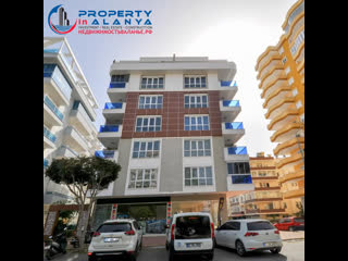В продаже новая двухкомнатная квартира в аланье / недвижимость в аланье анталии турции от застройщика / property in alanya