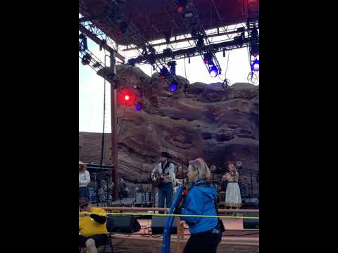 Colter Wall - Saskatchewan in 1881 (Live at Red Rocks) [May 25, 2019]