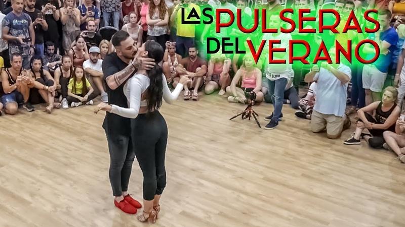 DANIEL Y DESIREE💯♥️ - Las Pulseras Del Verano [DJ Khalid X Loukas BaCHATA] Bachata Spain