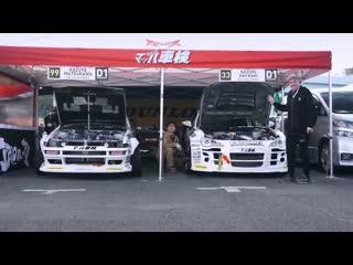 Аркадий Цареградцев - На чём дрифтят в Японии. Subaru
