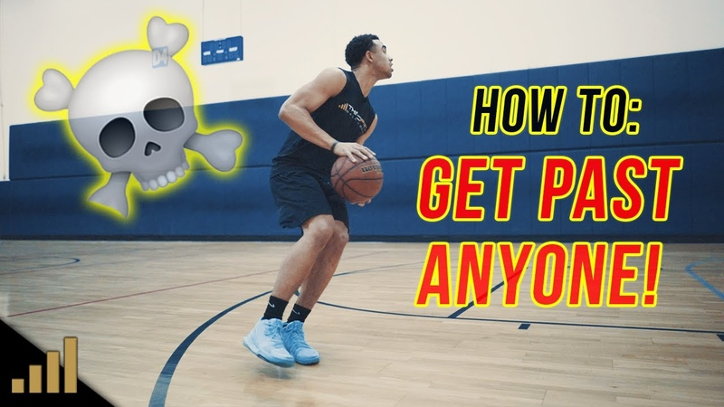 HOW TO: WEIRD BASKETBALL MOVE TO GET PAST ANYONE!